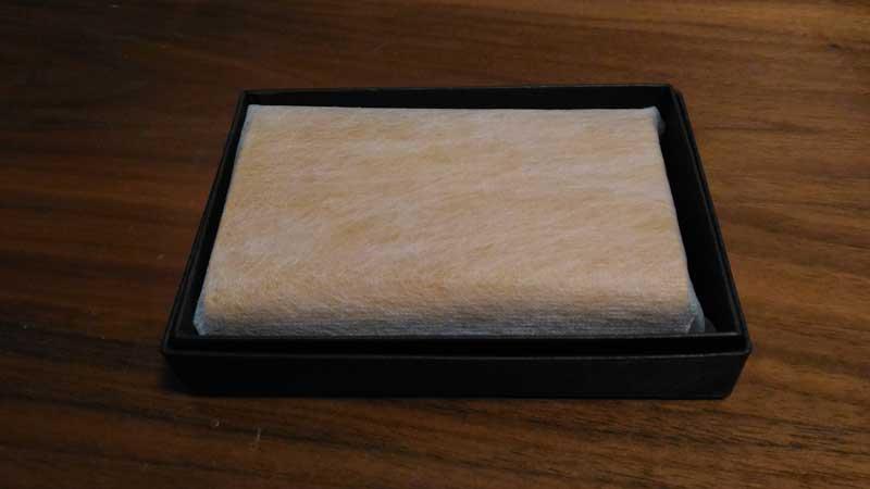 ストラッチョの梱包用不織布
