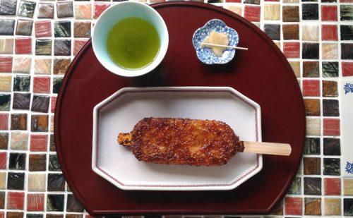 五平餅の写真①