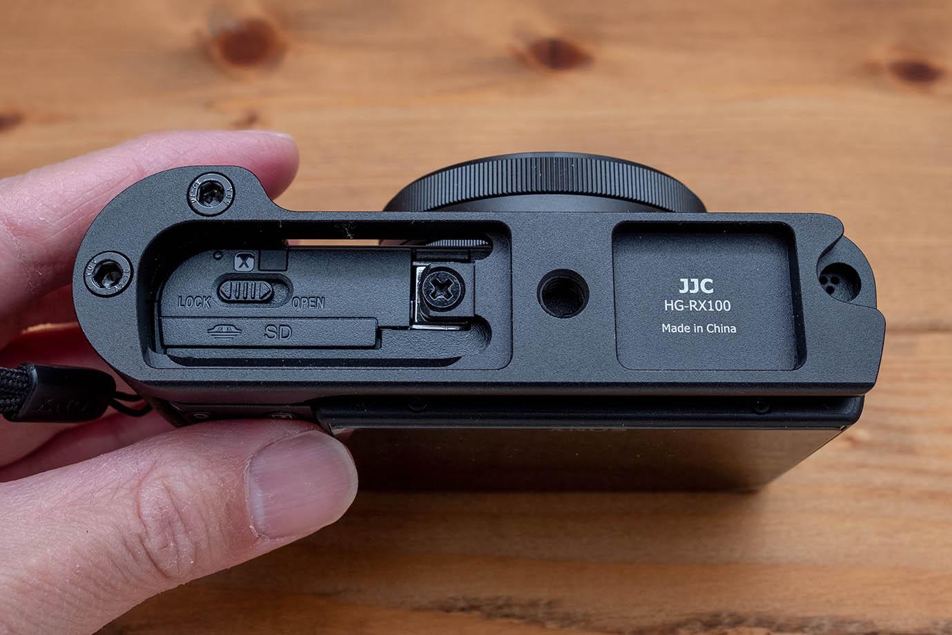 RX100 グリップ 画像6