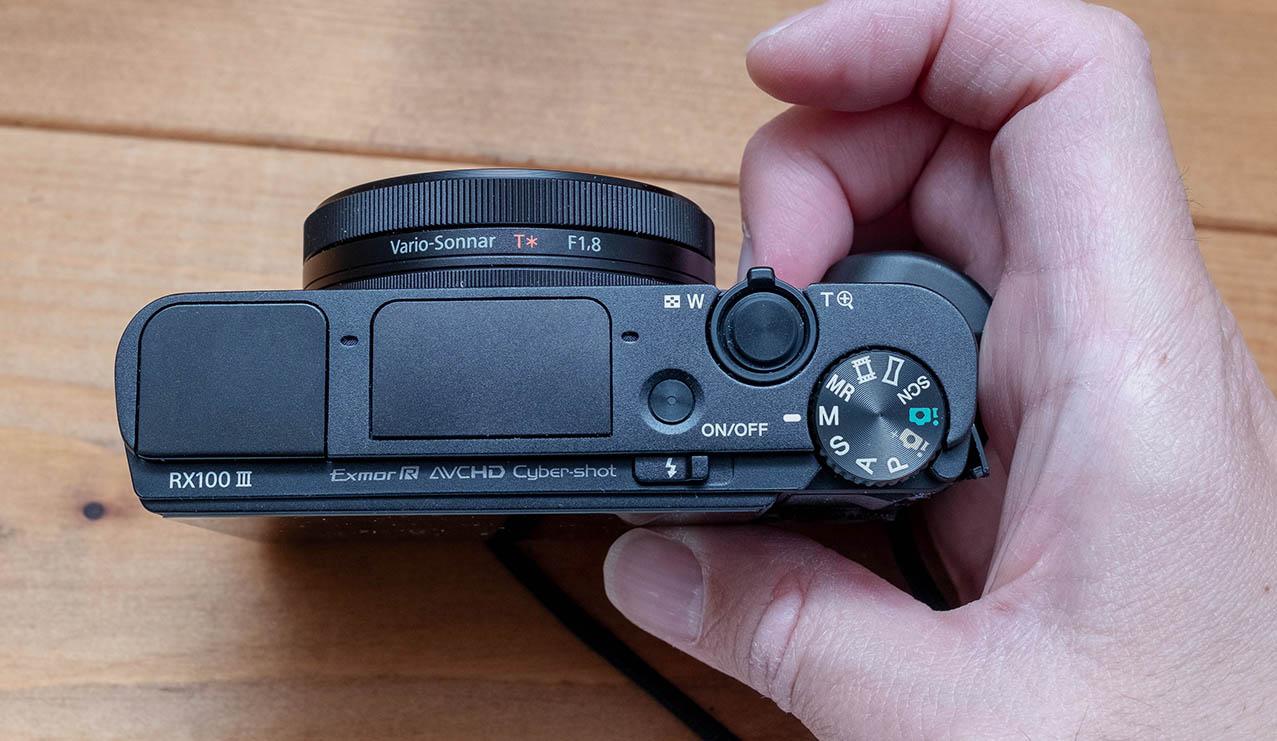 RX100 グリップ 画像4