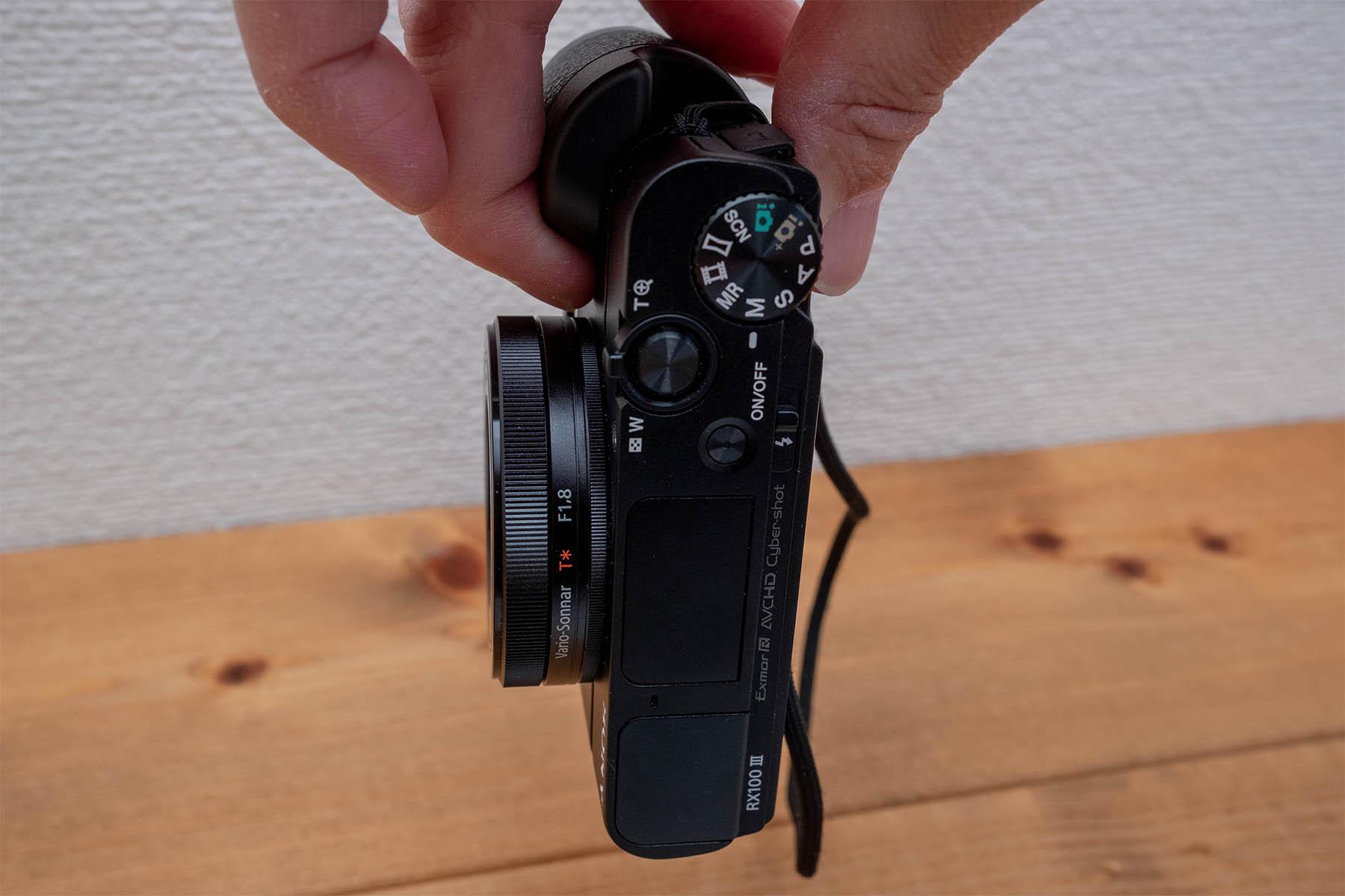 RX100 グリップ 画像3