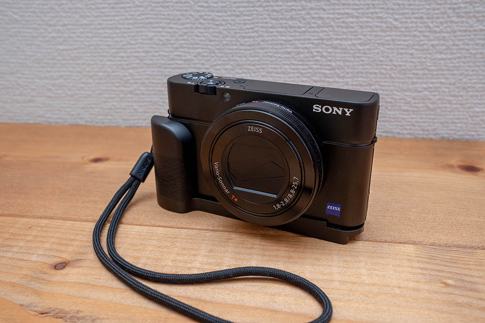 RX100 グリップ 画像15