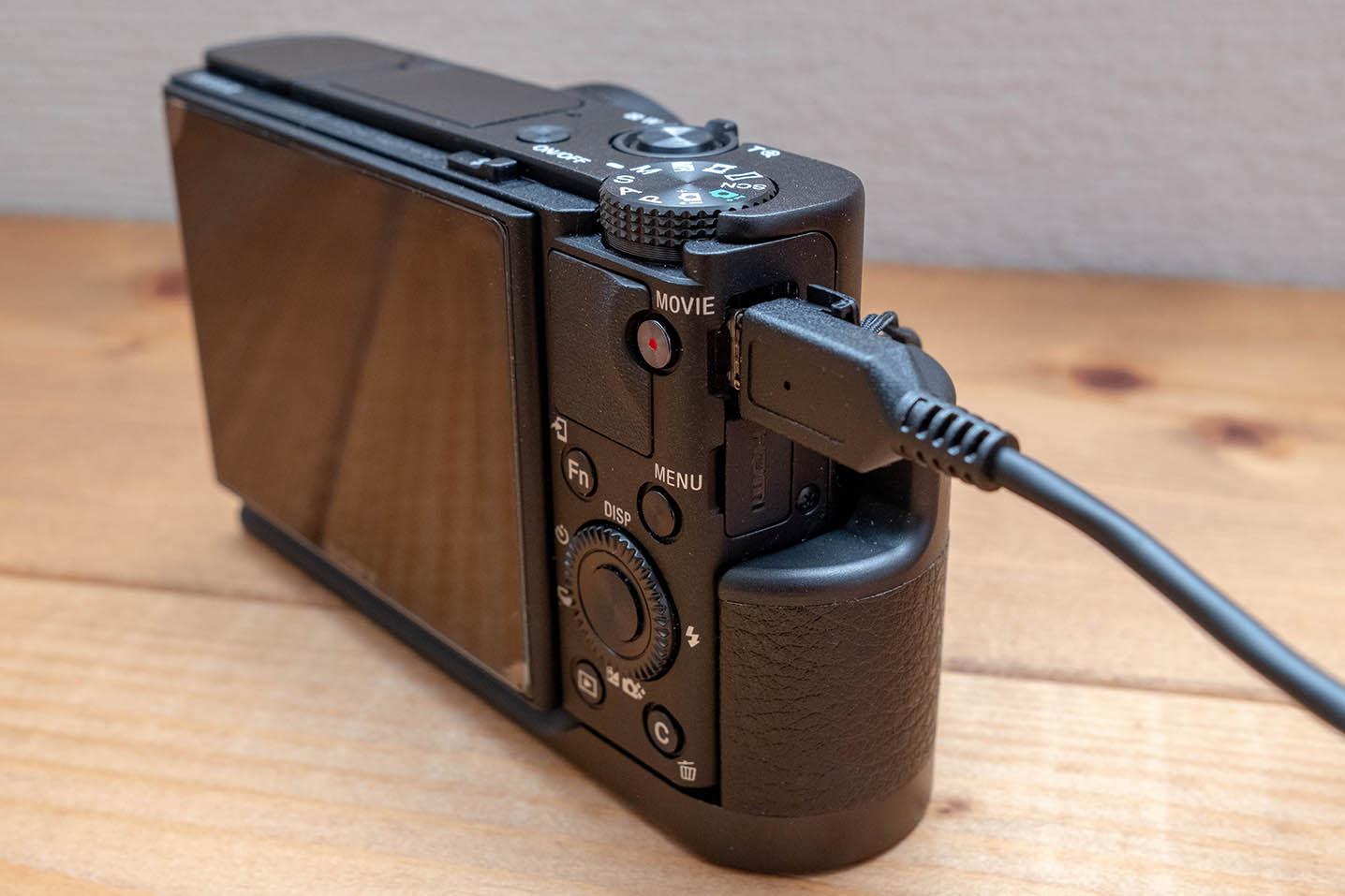 RX100 グリップ 画像7